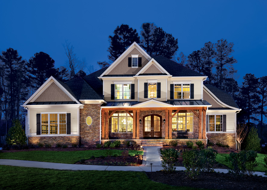 Toll Brothers - Hasentree - Executive Collection Photo