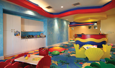 Children's Activity Center at the Sports Club