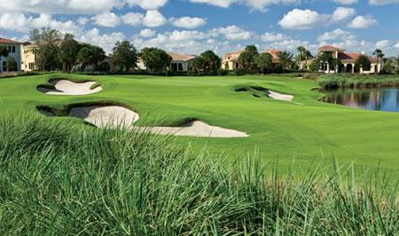 Hole 7 - Greg Norman Signature Golf Course