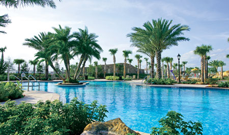 The sports club features 2 refreshing resort-style pools