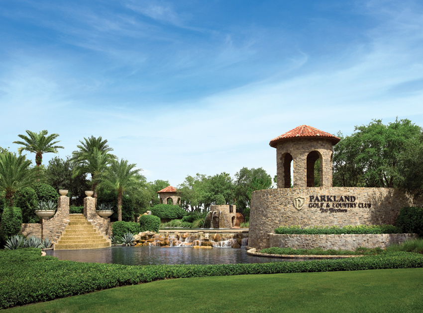 Toll Brothers - Parkland Golf & Country Club - Monogram Collection Photo