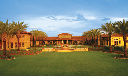 The Sports Club At Parkland Golf And Country By Toll Brothers