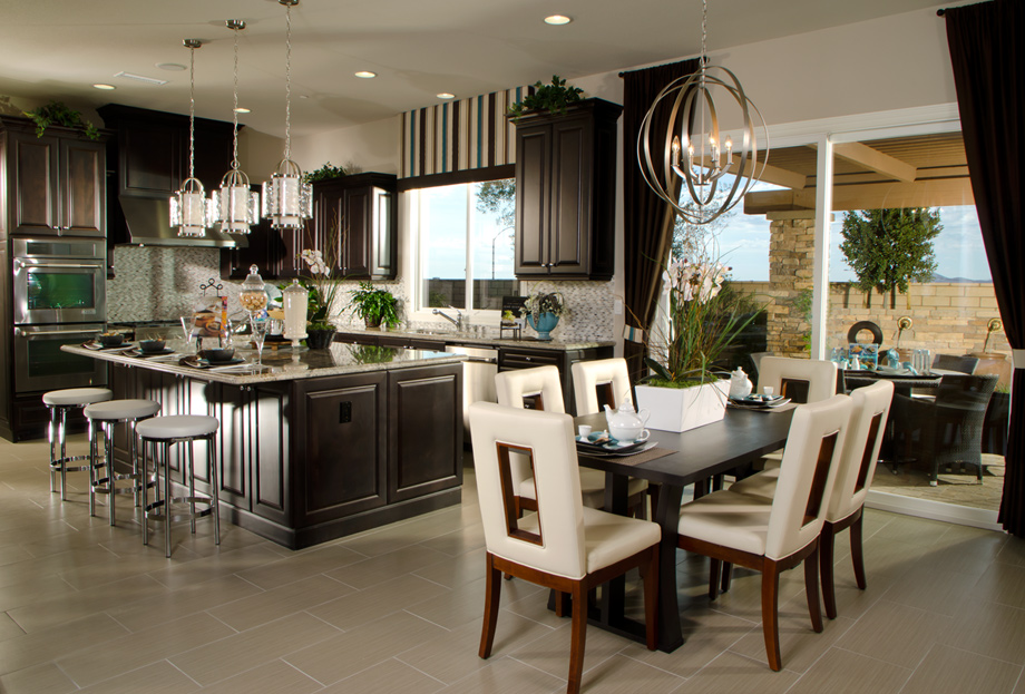 Toll brothers at stonebridge luxury new homes in san for House kitchen model