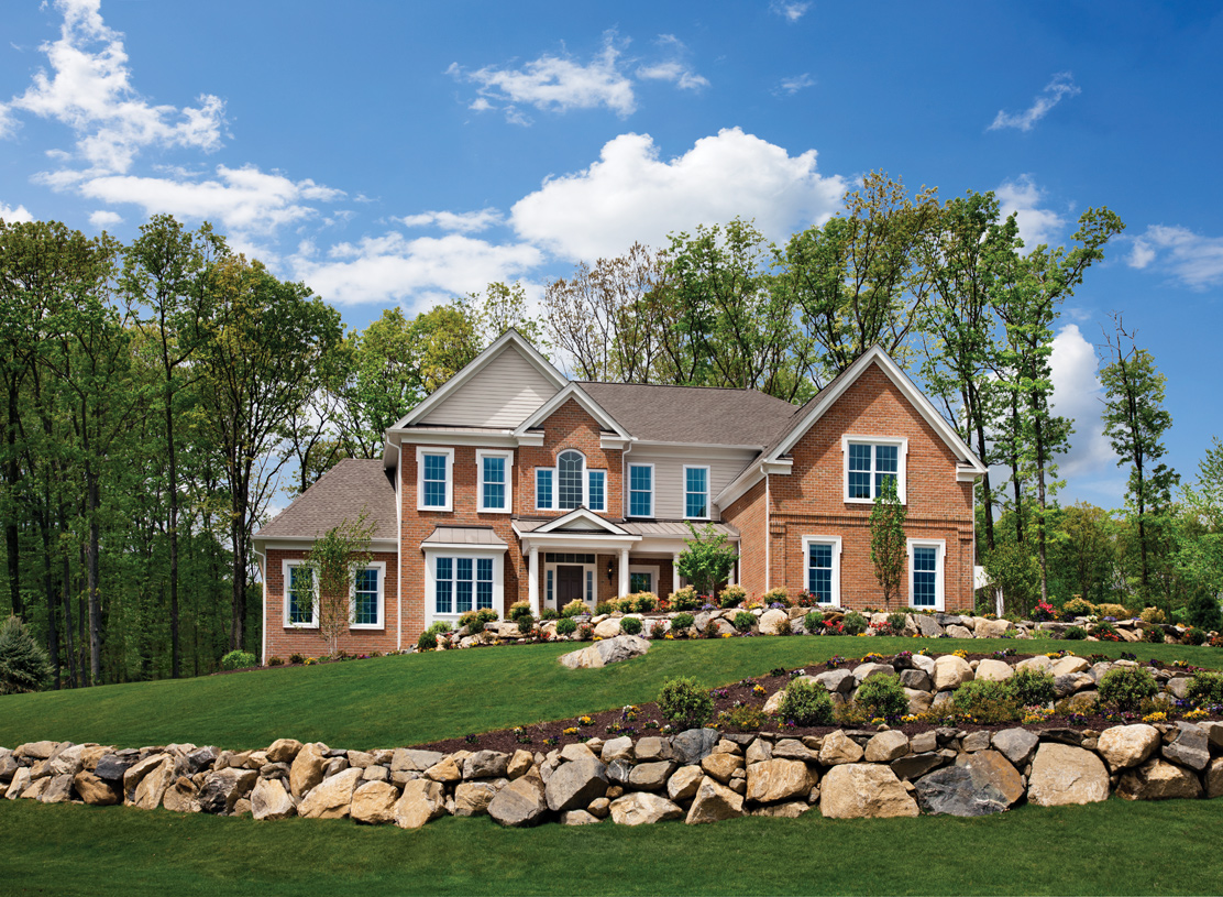 New homes in bristol ct new construction homes toll for Builders in connecticut