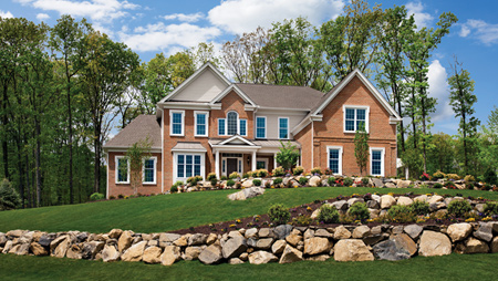 Toll Brothers - Weatherstone of Avon Photo