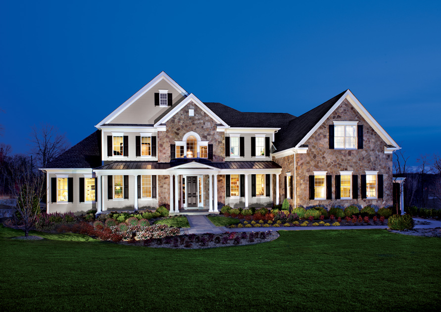 New luxury homes for sale in tarrytown ny westchester for Model houses in new york