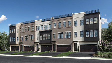 Explore home models available at Chelsea Square