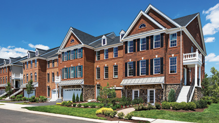 Explore home models available at The Meadows