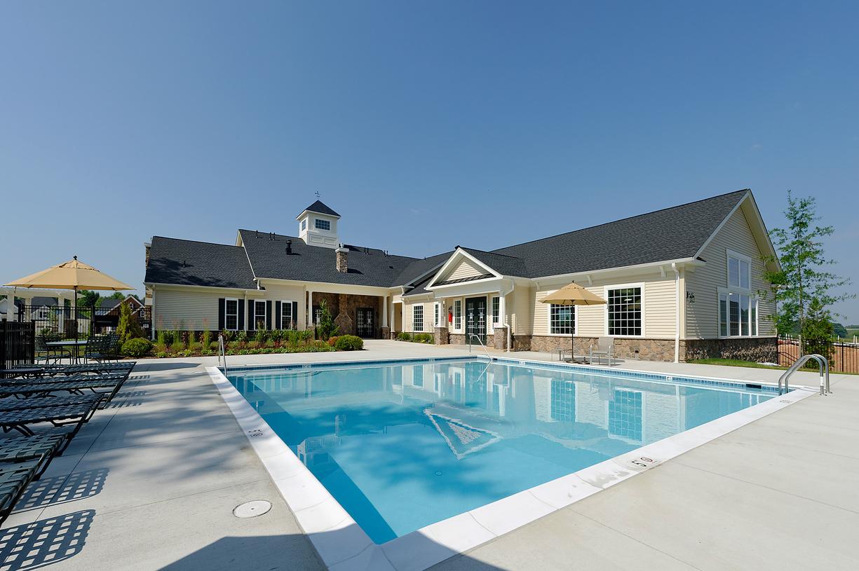 Fredericksburg va active adult community regency at chancellorsville for Dixon park swimming pool fredericksburg va