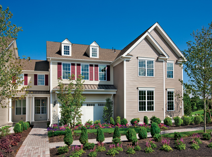 Toll Brothers - Westborough Village - The Meadows Collection Photo