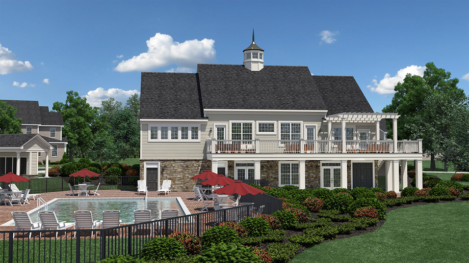 Westborough Village - The Terraces Collection