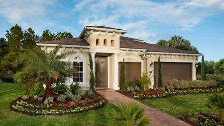 Click to visit the Coastal Oaks at Nocatee - Heritage Collection's page