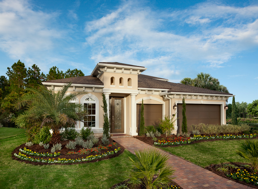 Toll Brothers - Coastal Oaks at Nocatee - Heritage Collection Photo