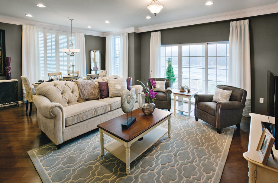 Rivington by Toll Brothers - The Mews Collection