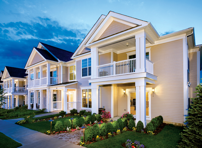 Toll Brothers - Rivington by Toll Brothers - The Mews Collection Photo