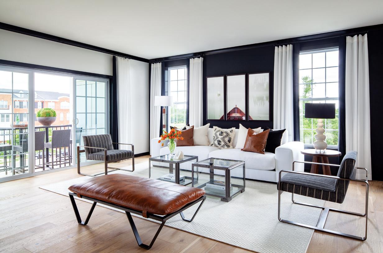 Delanie living room