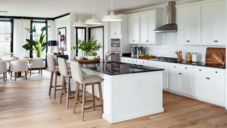 Explore home models available at The Carlisle