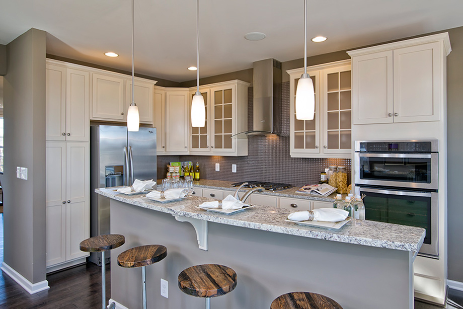 Loudoun Valley The Buckingham Luxury New Homes In