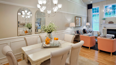 Click to visit the Newtown Woods - Townhome Collection's page