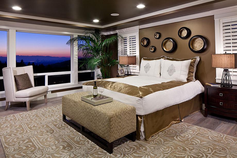 Bellevue wa new homes for sale belvedere at bellevue Model home master bedroom decor