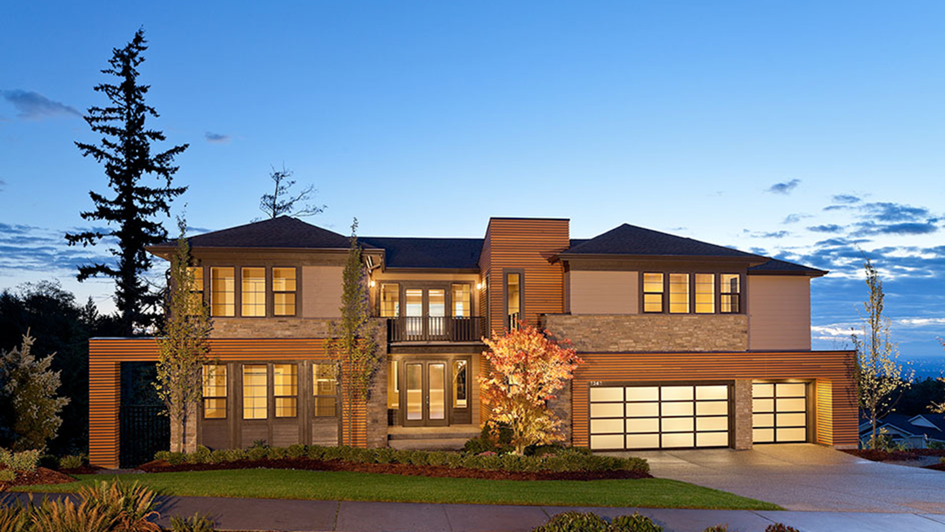Bellevue wa new homes for sale belvedere at bellevue for Contemporary home builders
