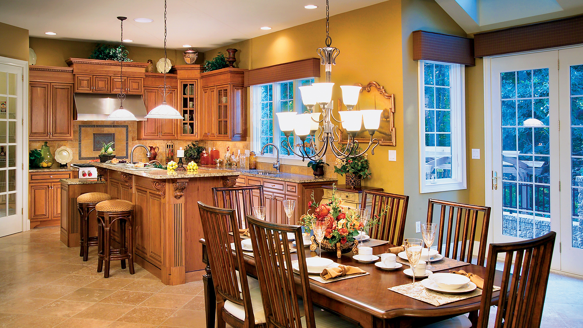 Furlong pa new homes for sale estates at mill creek ridge for Magnificent kitchens