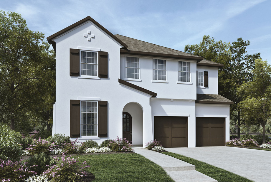 Toll Brothers - West Park Villas Photo