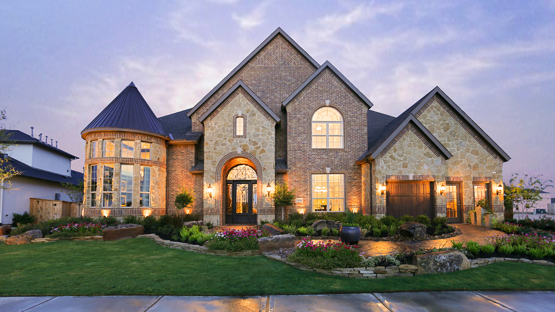 Katy tx new homes for sale cinco ranch ironwood estates for Home buliders