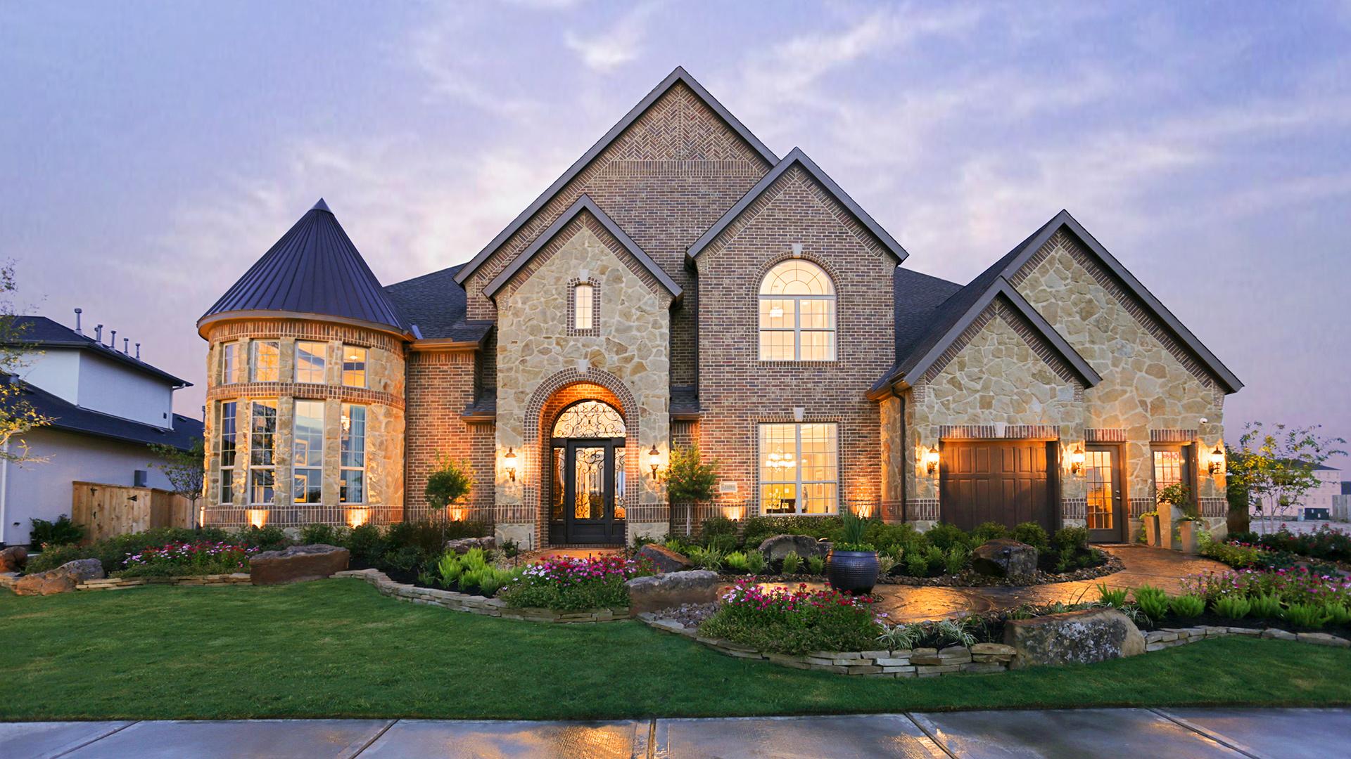 Sandhaven Berkshire - Cinco Ranch - Ironwood Estates - Katy, TX - Fort Bend County