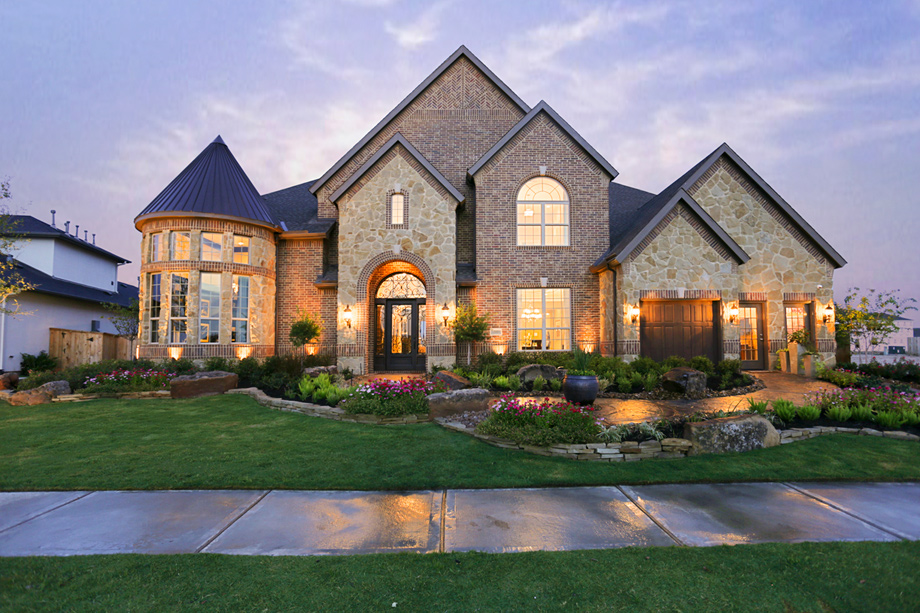 Katy tx new homes for sale cinco ranch ironwood estates for Build a house in texas