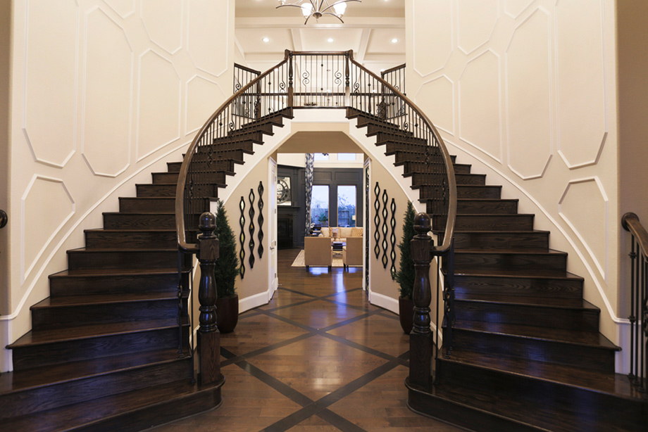 Foyer Stairs For Sale : Katy tx new homes for sale cinco ranch ironwood estates