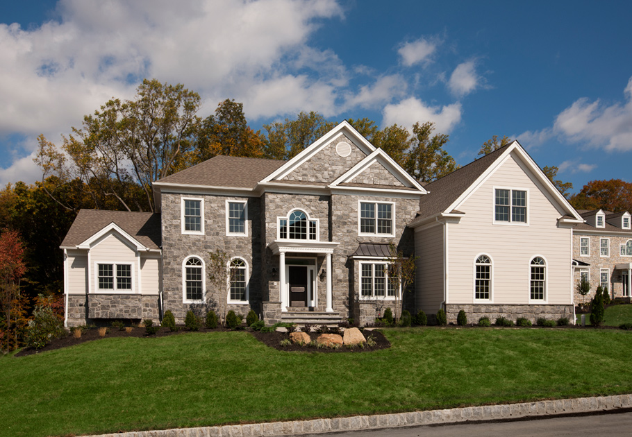 Toll Brothers - Liseter - The Bryn Mawr Collection Photo