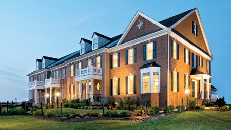 Explore home models available at The Old Towne