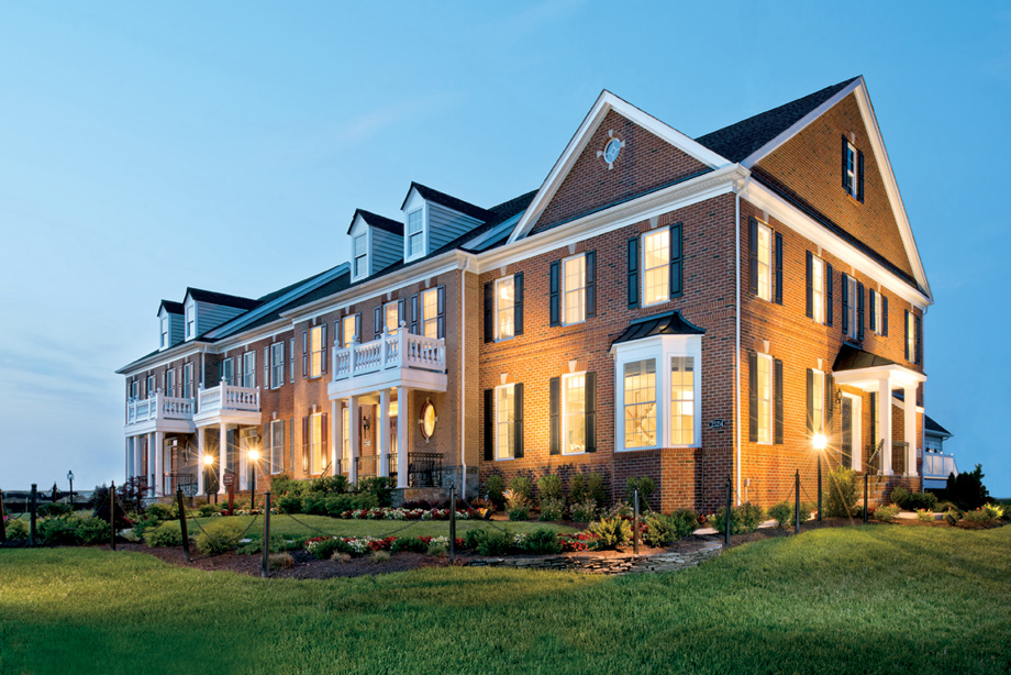 Toll Brothers - Loudoun Valley - The Old Towne Photo