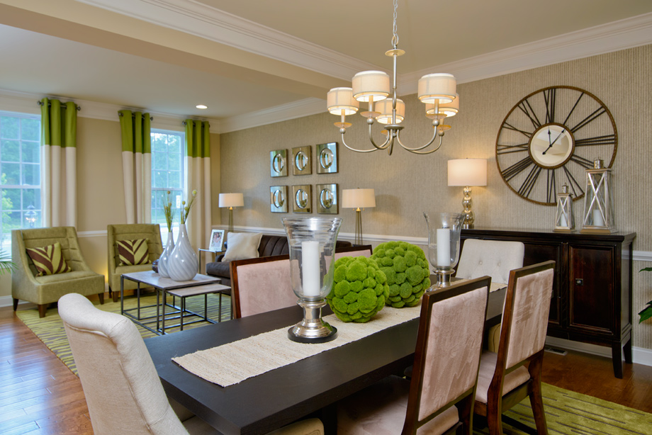 Ashburn va townhomes for sale loudoun valley the old towne for Property brothers dining room designs