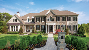 Toll Brothers - Liseter - The Villanova Collection Photo