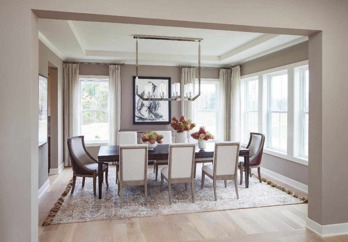 Reston dining room