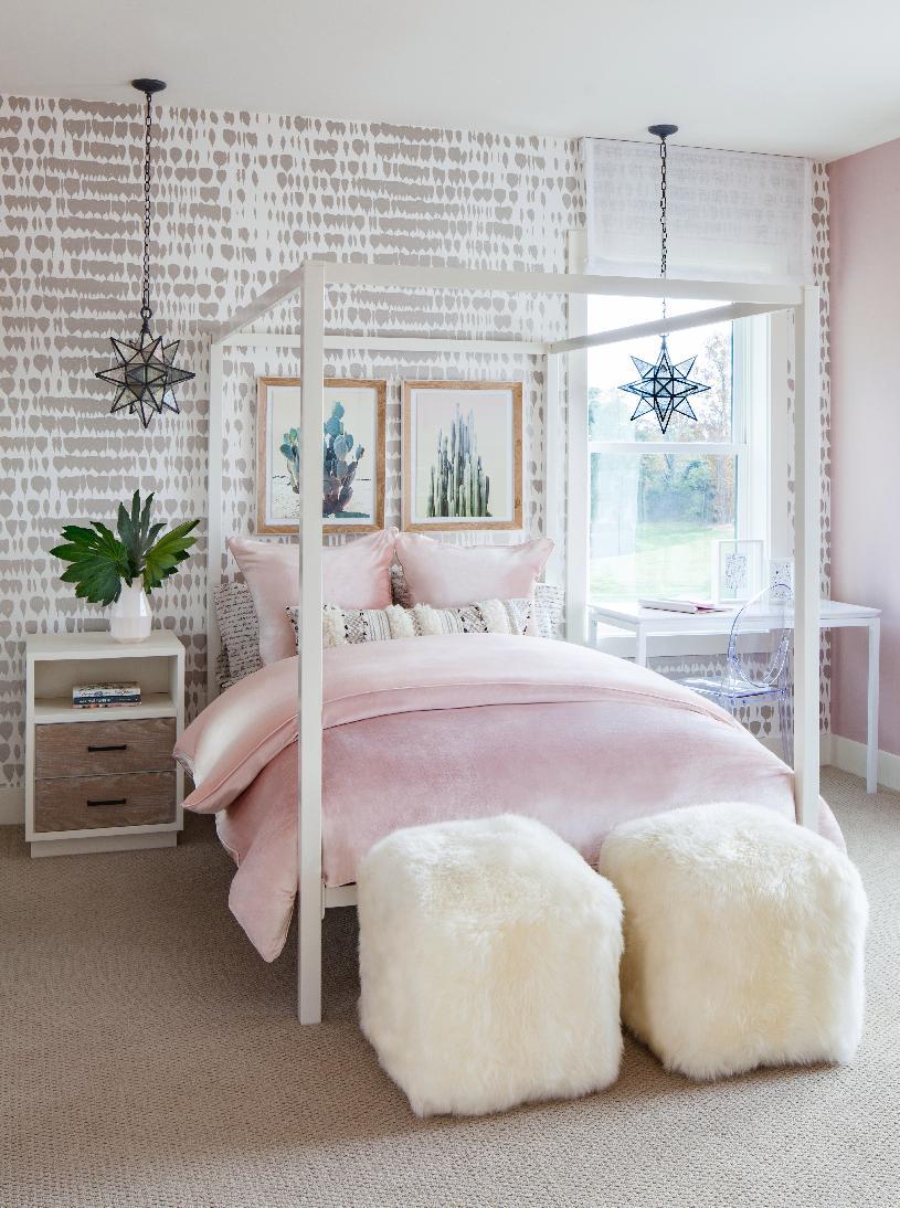 Reston secondary bedroom