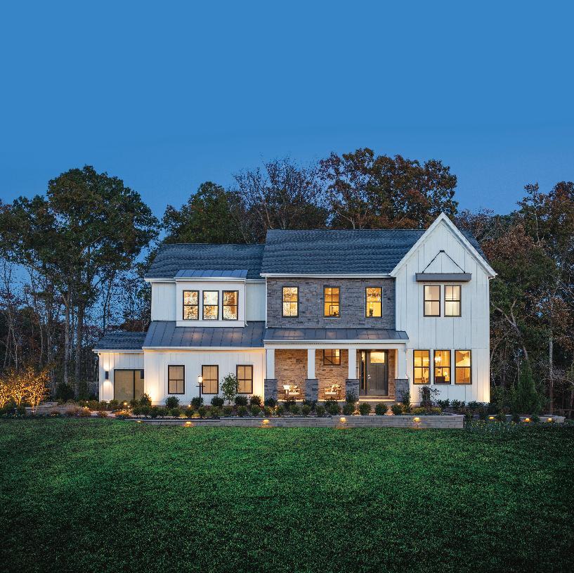 Reston Modern Farmhouse
