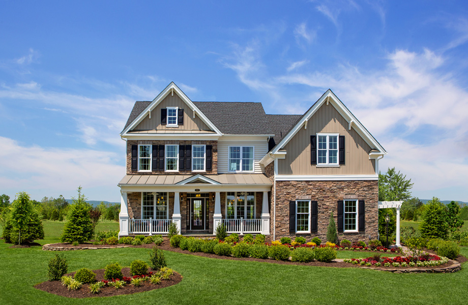 Aldie va new homes for sale lenah mill the carolinas Nice houses in new jersey