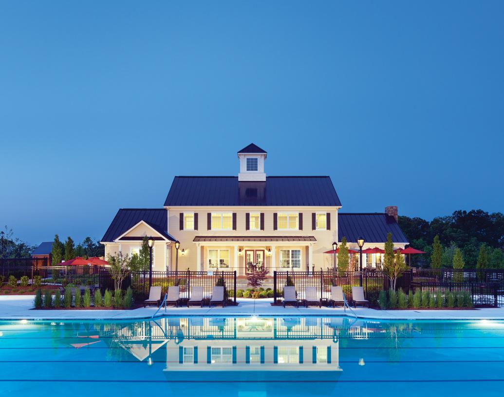Enjoy community swimming pool