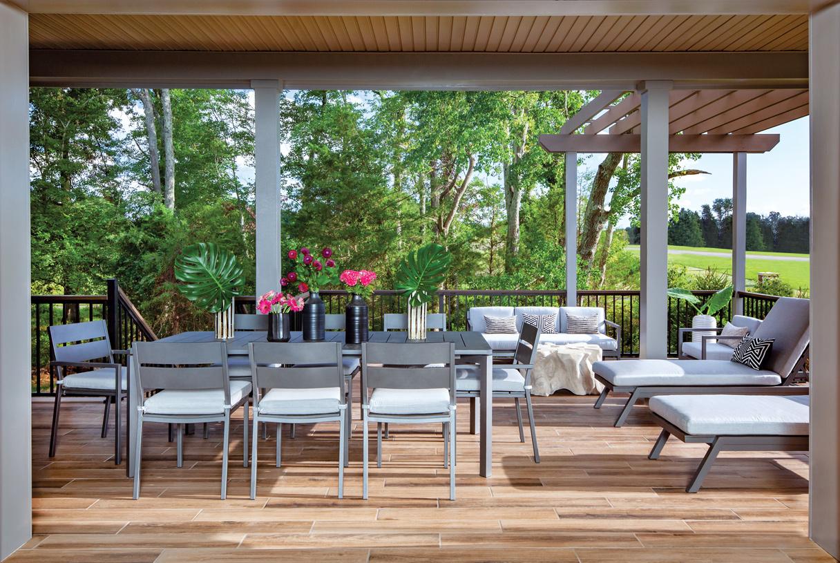 Seamless indoor-outdoor living spaces