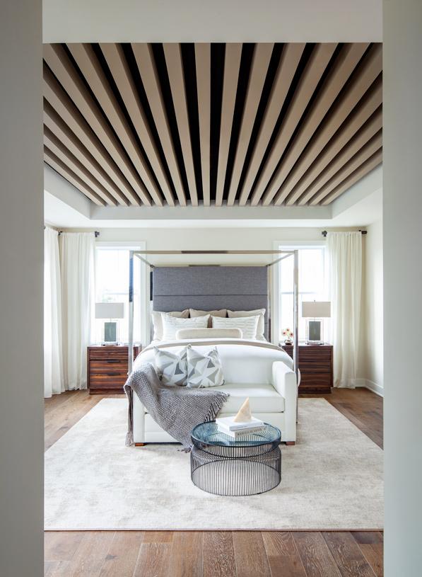 Large primary bedroom suite