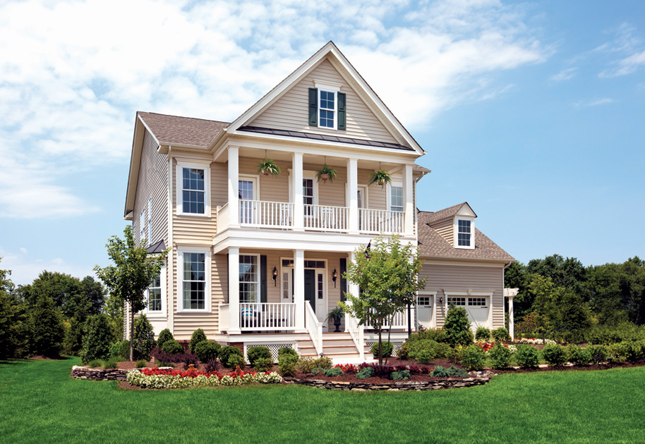 Aldie VA New Homes for Sale – Lenah Mill Site Plan
