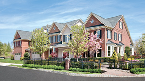 Toll Brothers - Delancey Court Photo