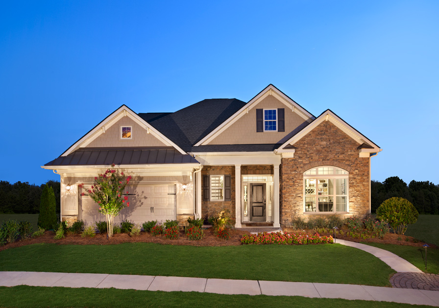 New Homes In Charlotte Nc New Construction Homes Toll Brothers