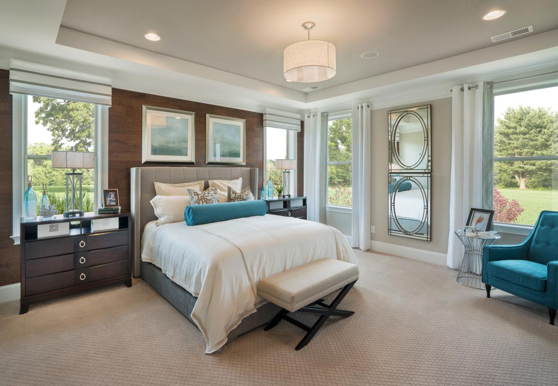 Bowan primary bedroom suite