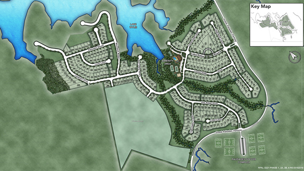 Interactive Site Plan