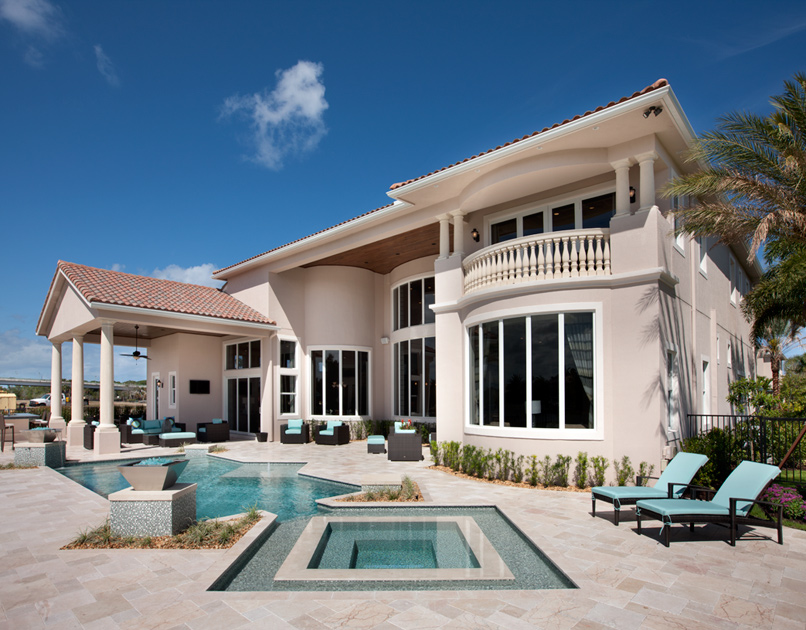 Florida luxury homes for Wheelchair accessible homes for sale in florida