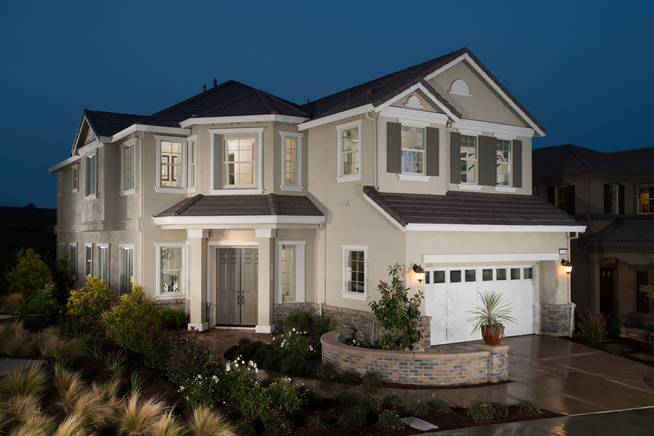 Model homes dublin ca